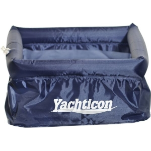 OUTDOOR LIGHTWEIGHT INFLATABLE COLLAPSIBLE WASHING BASIN Skalbim