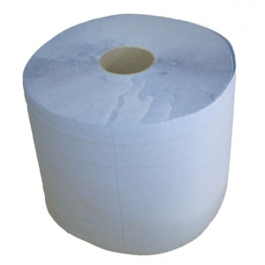 Paper towel roll 38x36 blue