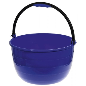 WASHING BOWL ROUND WITH CARRYING HANDLE Plovimo dubuo.