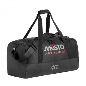 Musto essentials 40L Duffel Bag Black