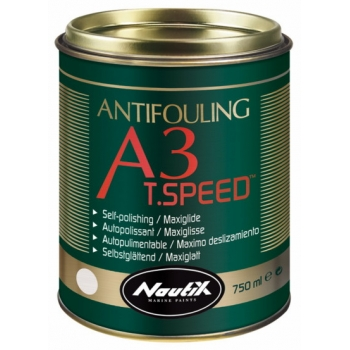 Save poliruojantis antifulingas A3 T. Speed Red