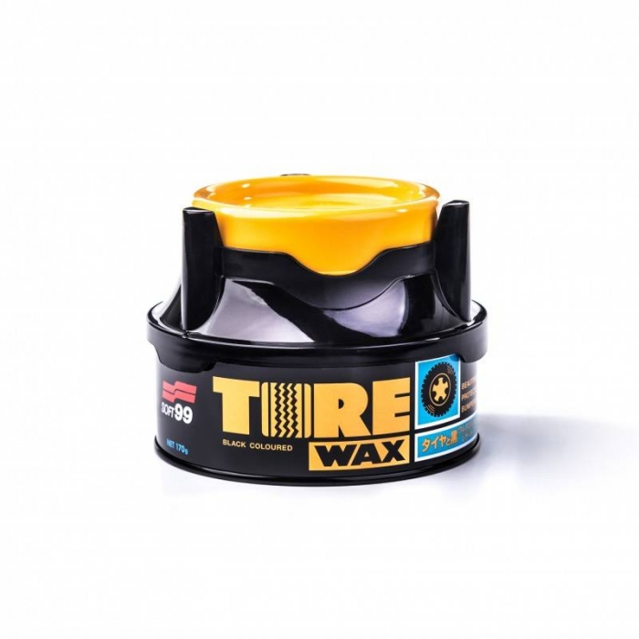 Tire Black Wax 170g