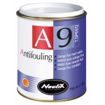 A9 T. Speed Hard antifouling for leading edges of keels and ruders
