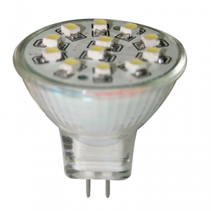 LED lemputė 12V MR11