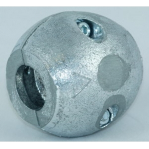 Zinc anode for 22mm axis