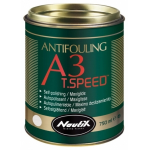 Self Polishing antifouling A3 T.Speed