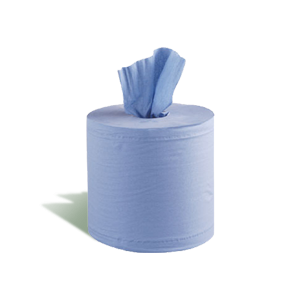 Paper towel roll 22x36 blue
