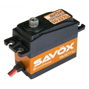 Savox SB-2271SG Monster Torque Brushless Steel Gear Digital 7.4V